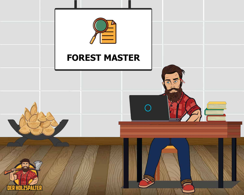 holzspalter hersteller forest master
